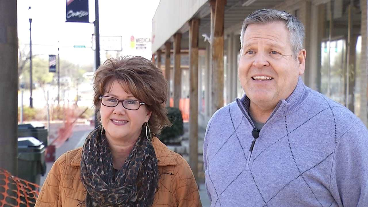 Couple's Project Might Be Spark Owasso Needs For Downtown Renaissance