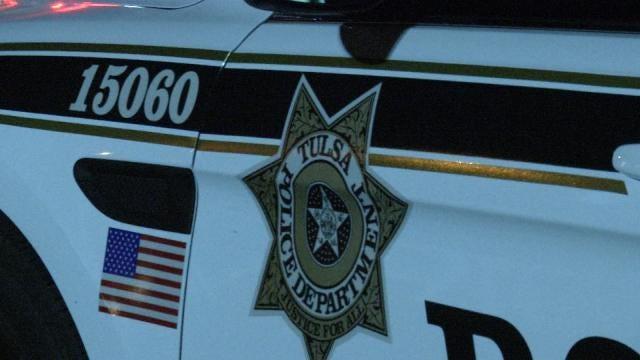 Tulsa Police Revive Suspect In Domestic Dispute