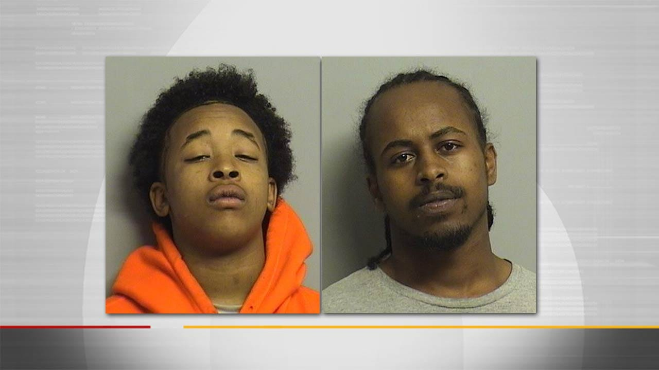 Four In Custody After Tulsa Robbery