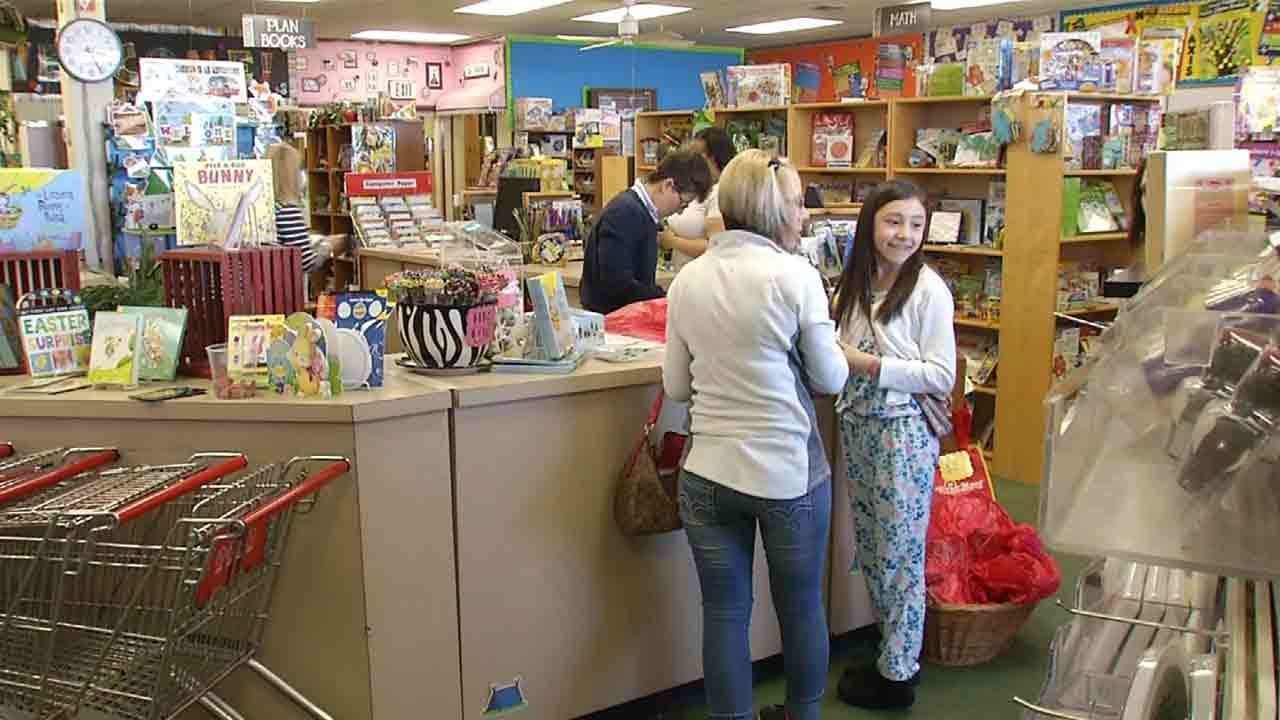Local Business Feels Impact Of Education Cuts, Closes Doors