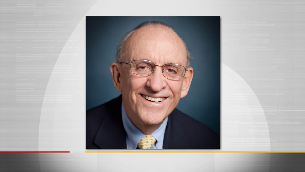 Oklahoma Oilman Lew Ward Dies