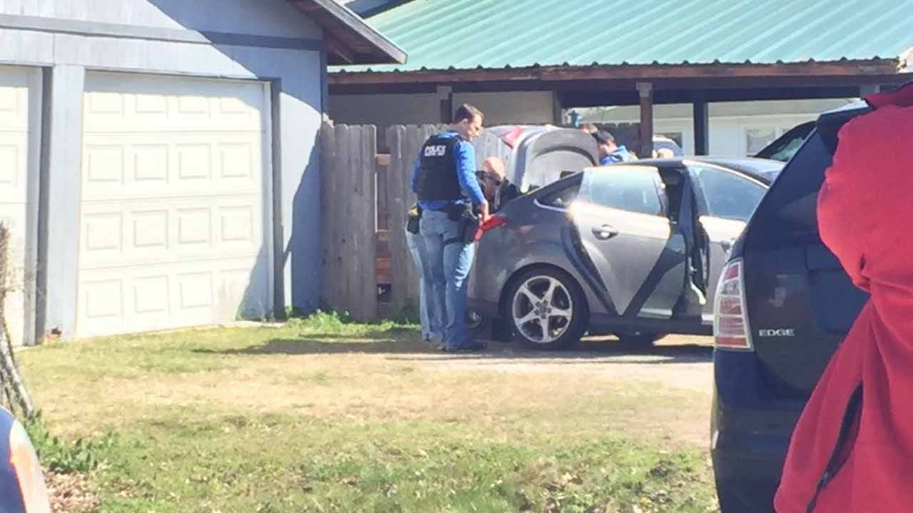 Police Arrest OKC Murder Suspect In Skiatook Home