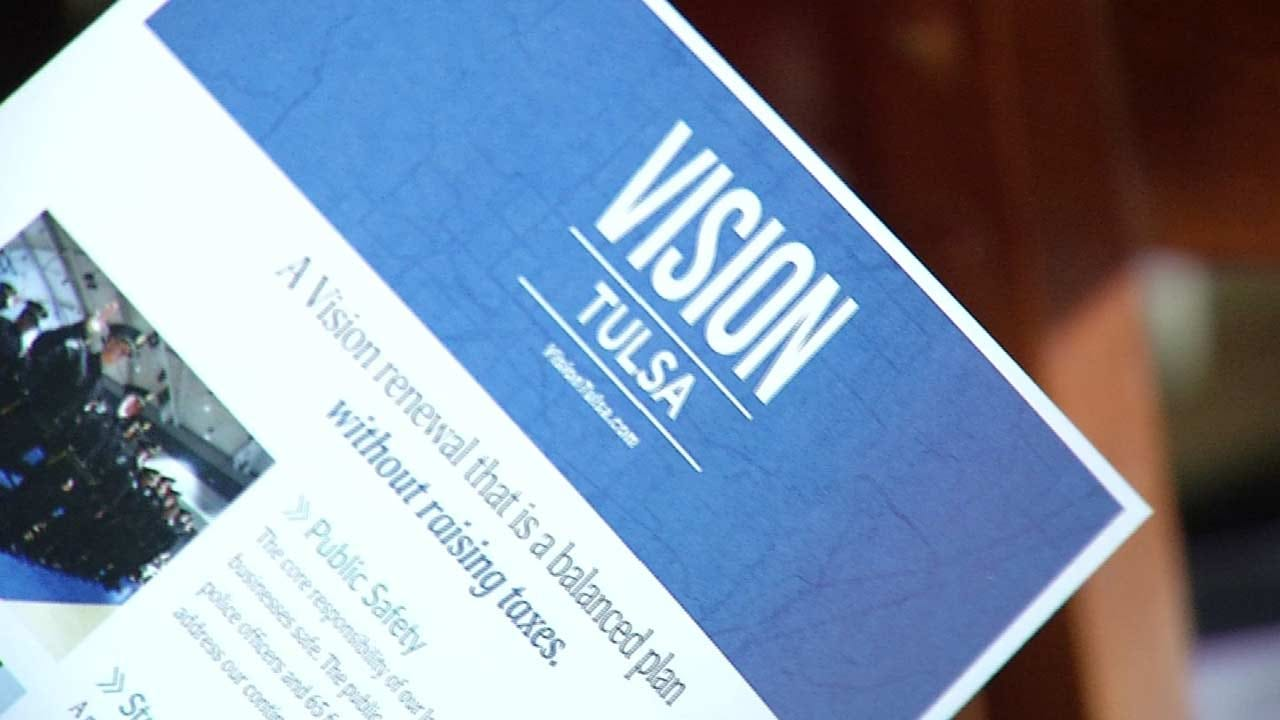 Tulsa City Councilors Hold Meetings To Answer Vision Tulsa Questions
