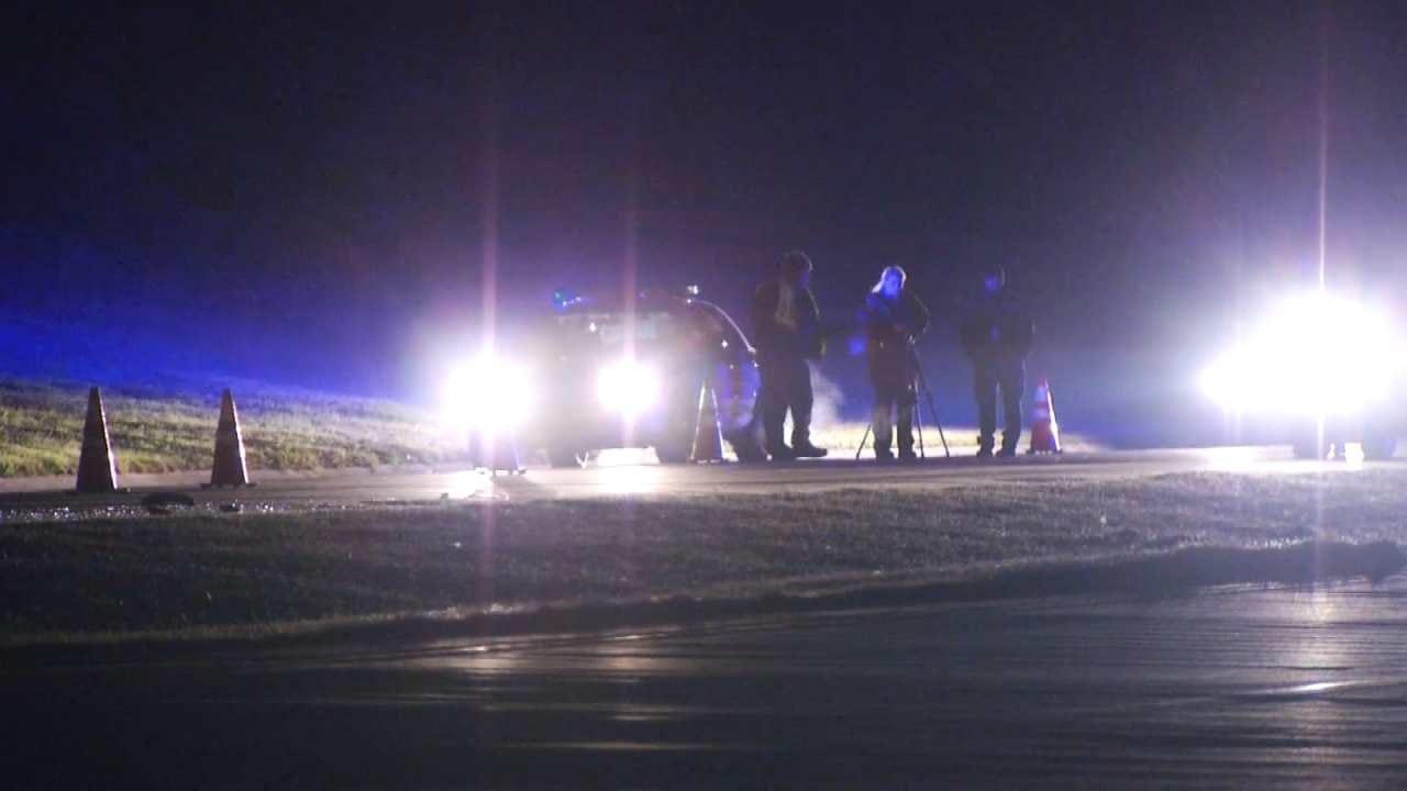 Tulsa Police Identify Motorcyclist Critically Hurt On Tisdale Parkway