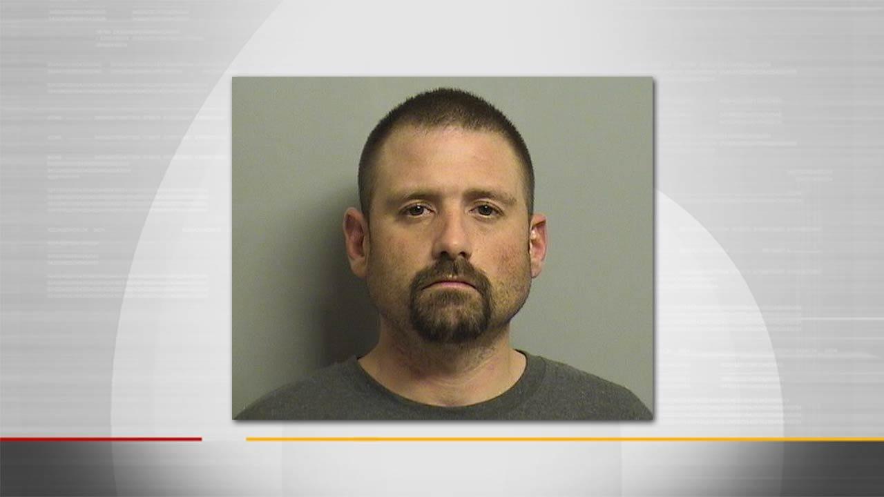 Tulsa Police: Man With Meth Arrested In Stolen Car