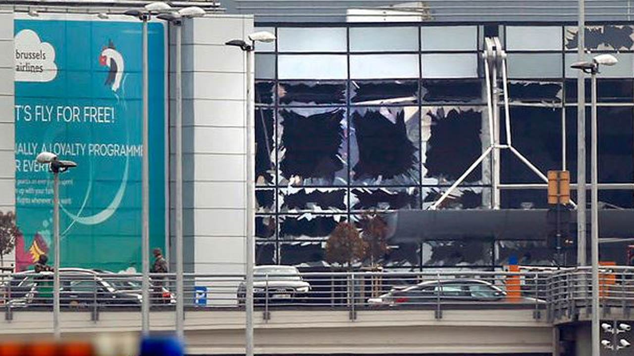 American Military Member And His Family Injured In Brussels Attacks