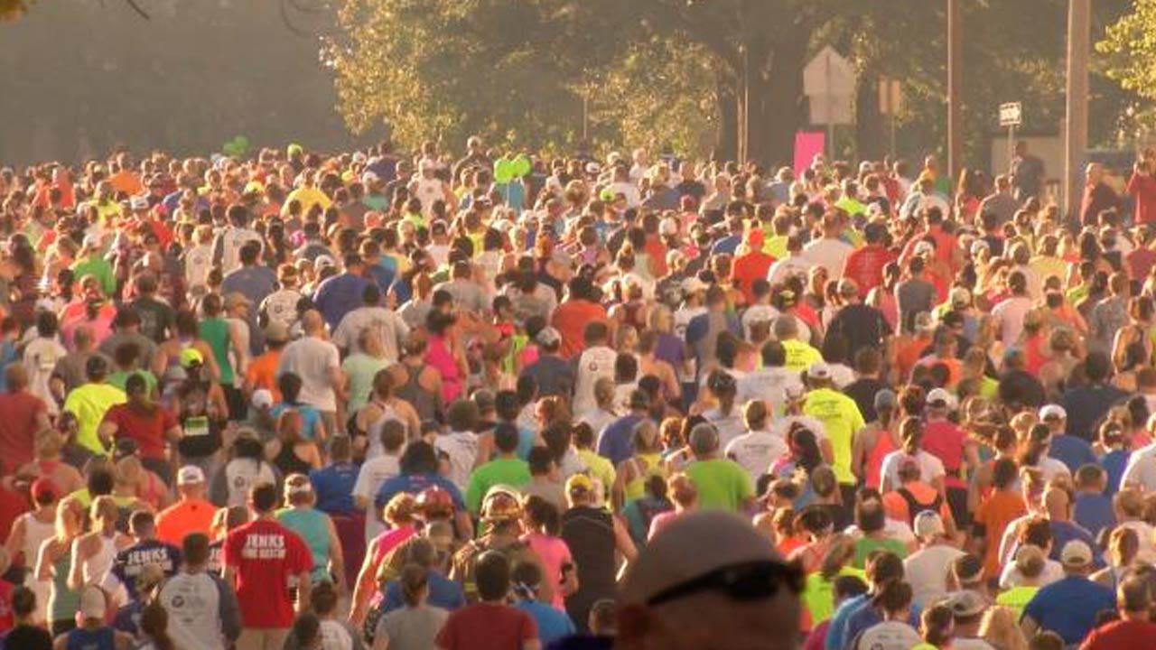 Oklahoma Based Non-Profit Organizations To Benefit From Tulsa Run