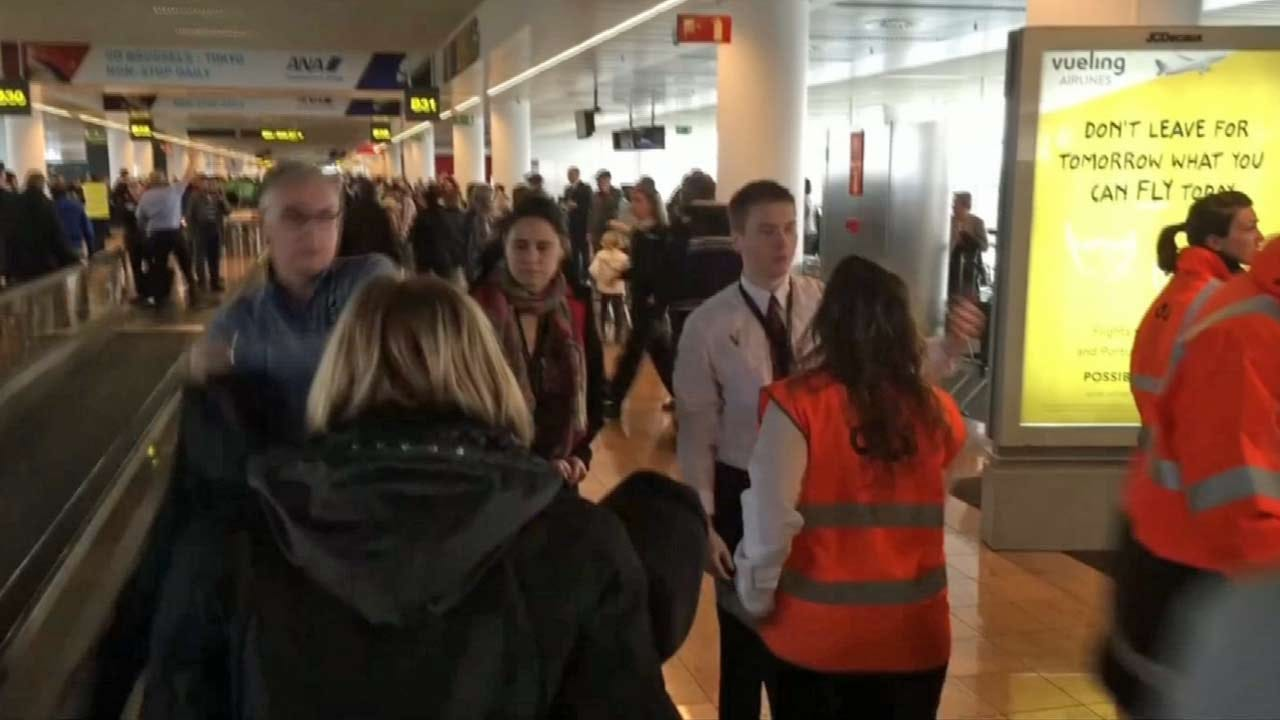 Three Mormon Missionaries Seriously Hurt In Brussels Attack