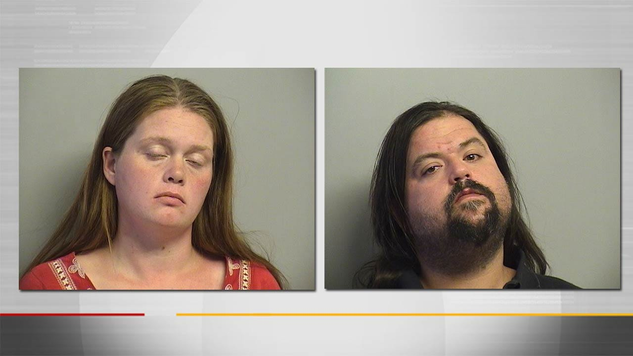Tulsa Parents Arrested For Child Neglect, Admit To Using Meth