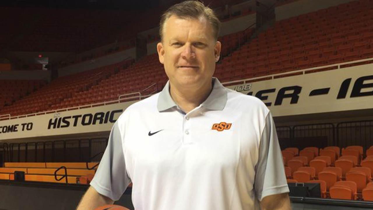 OSU Introduces New Men's Basketball Head Coach Brad Underwood