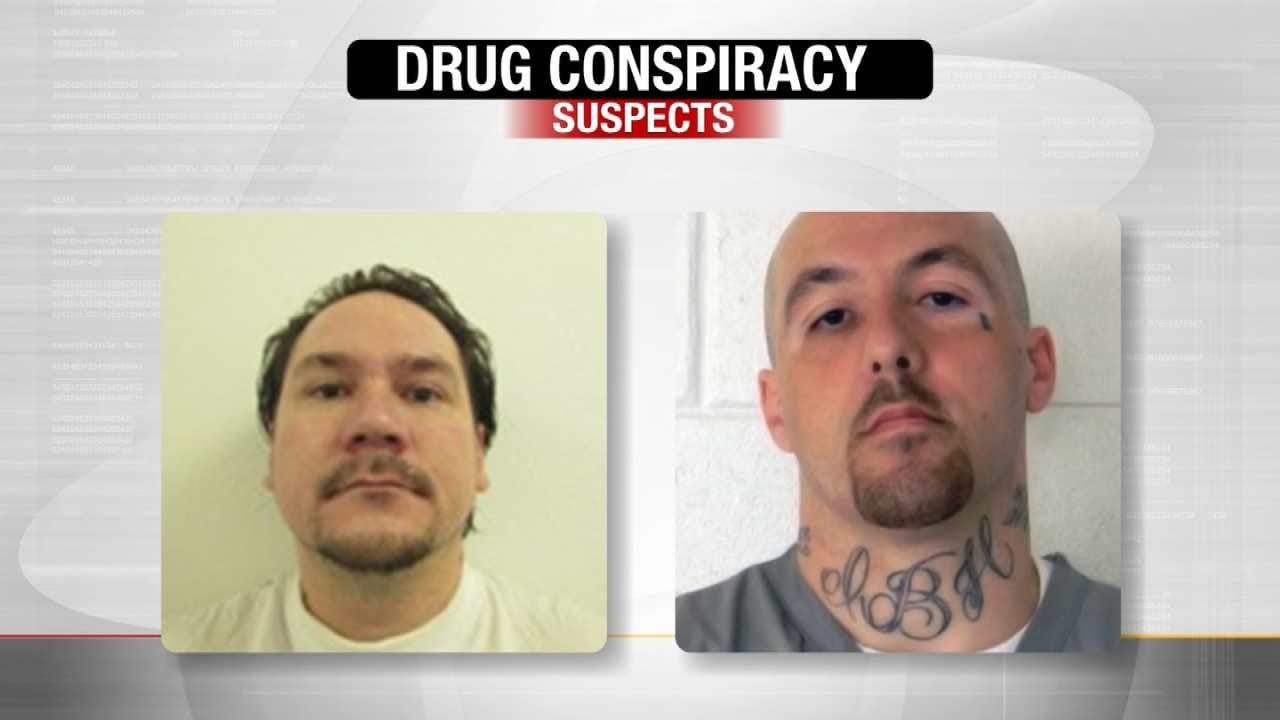 17 Indicted For Running Cross-County Meth Ring