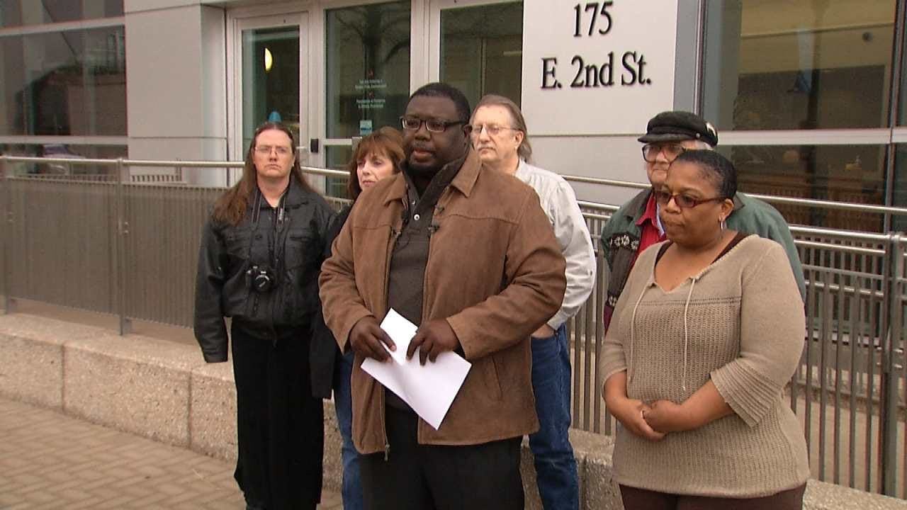 Local Activist Group Files Formal Complaint Against TPD Practice Of 'Buying Rank'