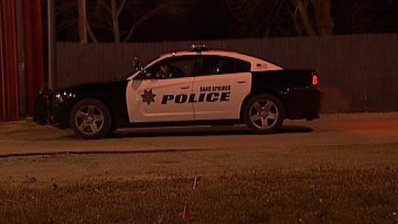 Man Impersonating Officer Sexually Assaulted Woman, Sand Springs Police Say