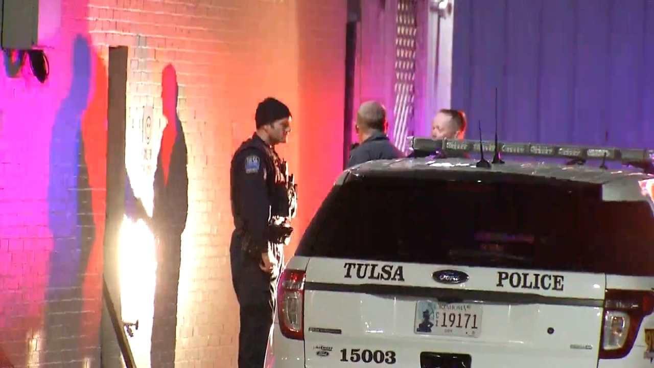 Man In Stolen Car Runs, Hides In Motel Room Crawl Space, Tulsa Police Say