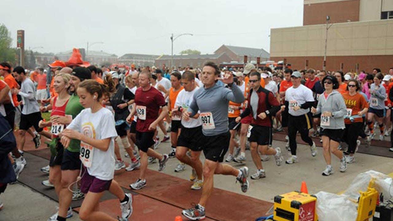 Remember The Ten Run Set For April 16 In Stillwater