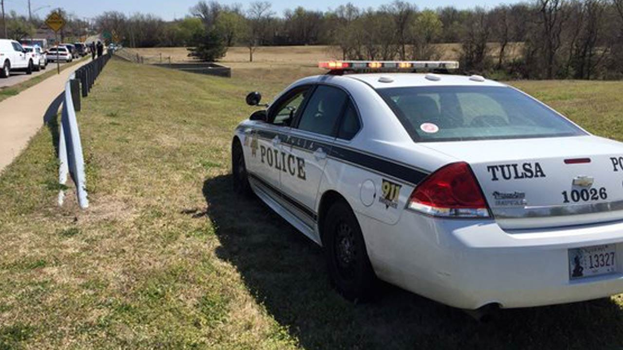 TPD Investigating After Man's Body Surfaces In Tulsa Creek