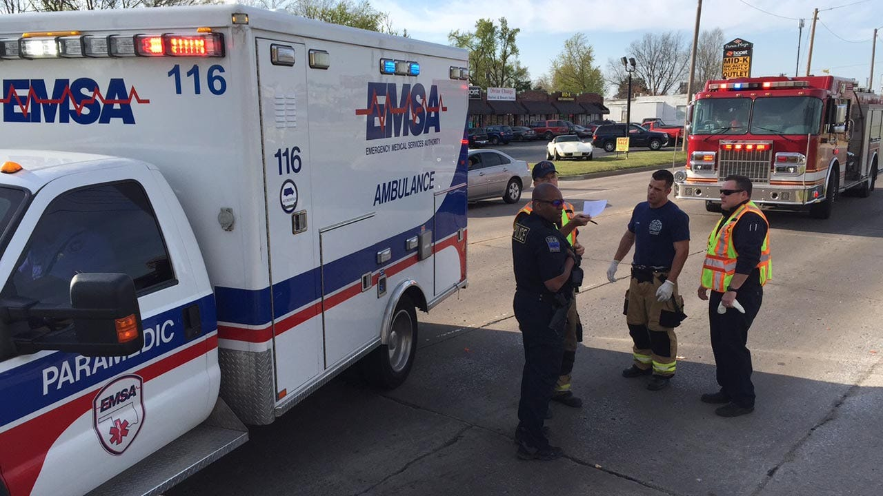 Tulsa Bicycle Rider Hurt In Hit-And-Run Collision