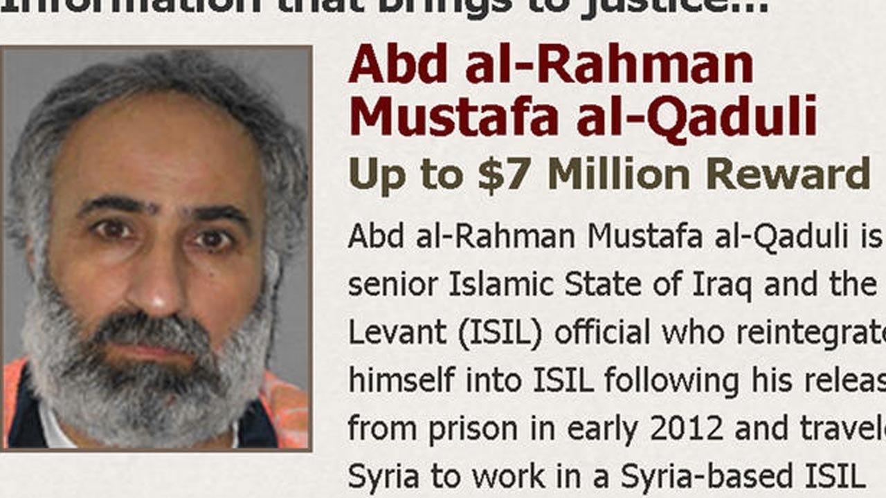 U.S. Takes Out Key ISIS Figure