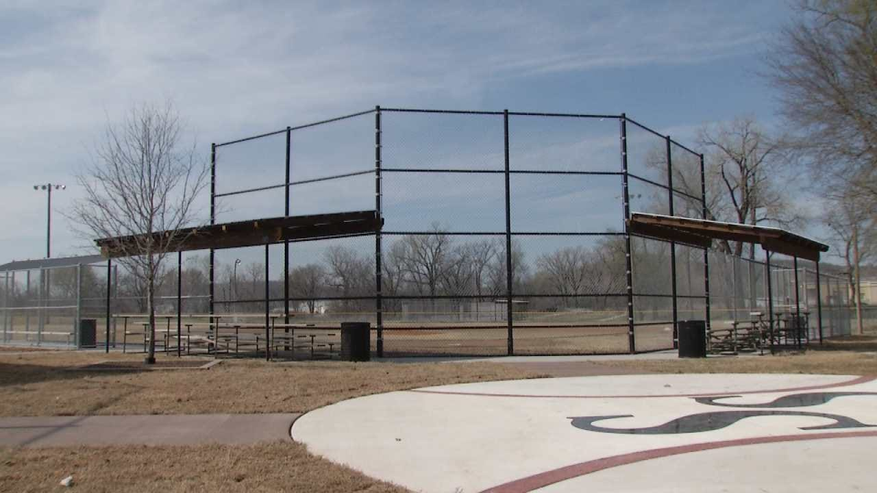 Sand Springs Ball Fields Finish Rebuilding Process After 2015 Tornado