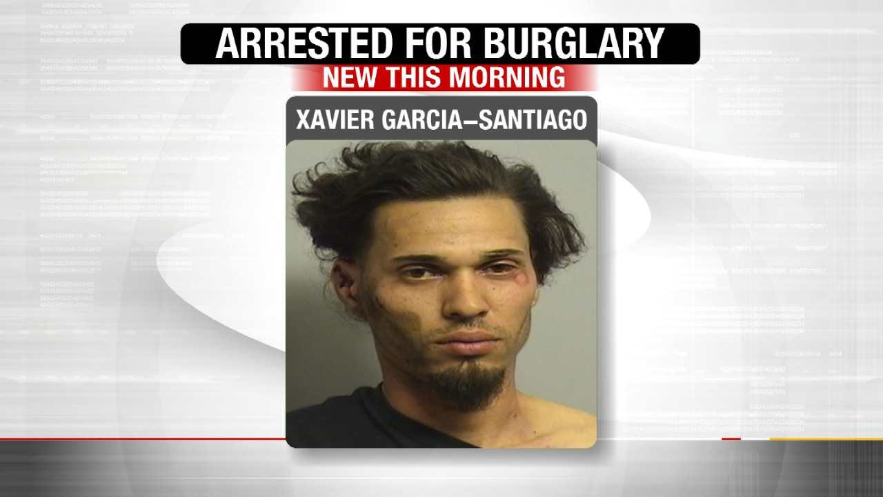 Tulsa Police Taser Man Who Broke Into Home Of Ex-Girlfriend's Parents
