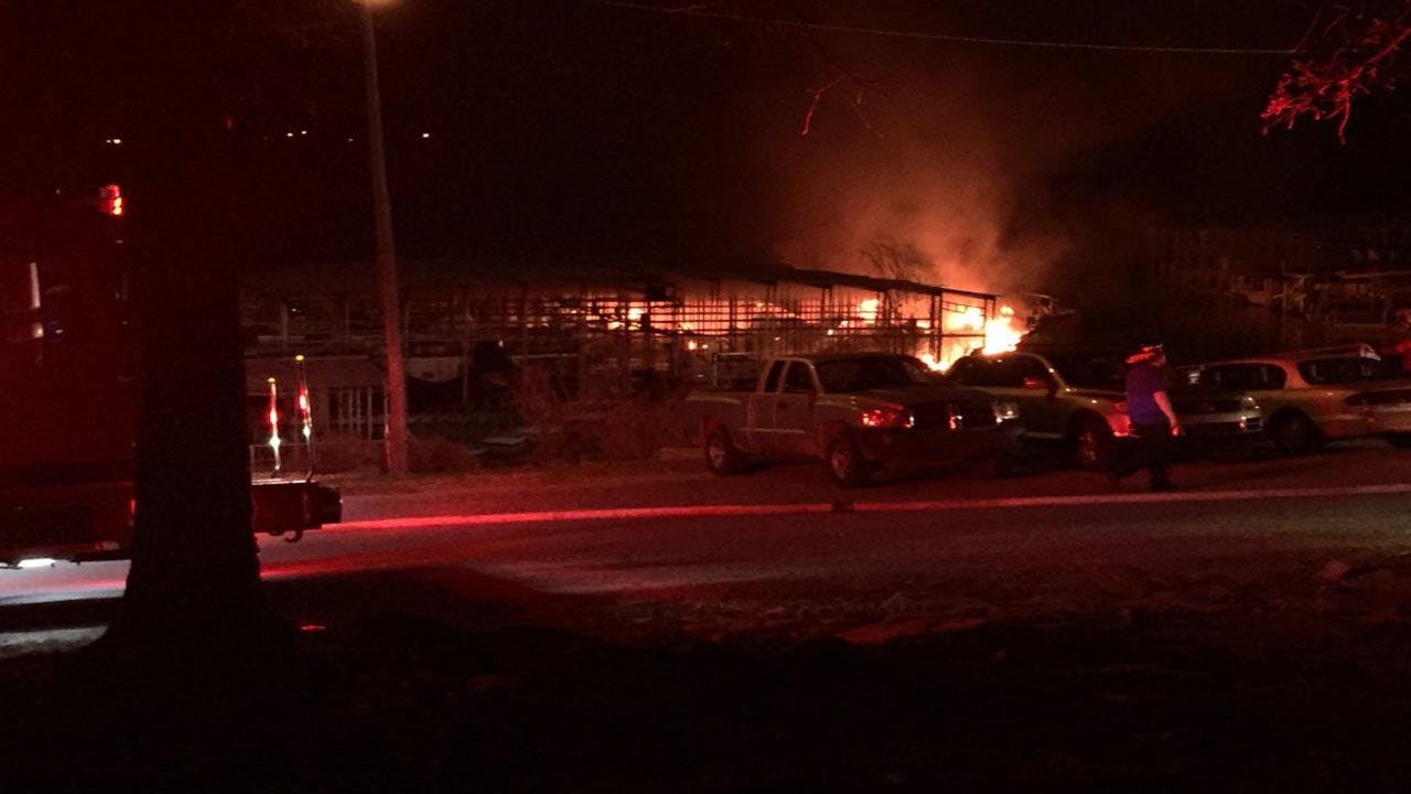 Firefighters Battle Fire At Pier 51; People Rescued From Dock, Ranger Says