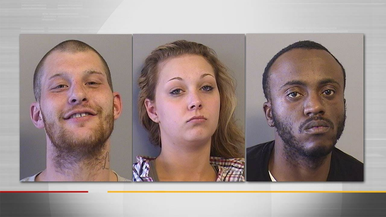 Tulsa Police: Man Goes To Meet Exotic Dancer, Ends Up Kidnapped