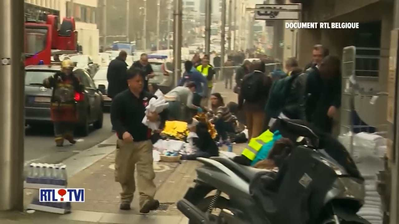 Brussels Bombing Death Toll Rises; Raids Continue