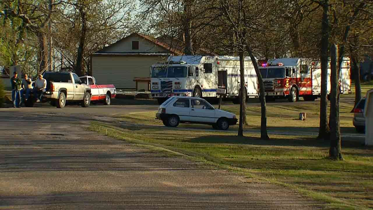 Two Treated For Smoke Inhalation At Tulsa House Fire
