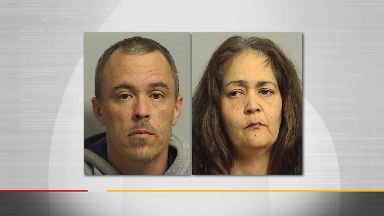 Broken Arrow Police Officer Recognizes Stolen Car, Arrests 2