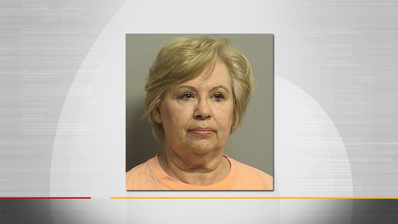 Broken Arrow Woman Charged With First-Degree Murder In Death Of Ex-Husband