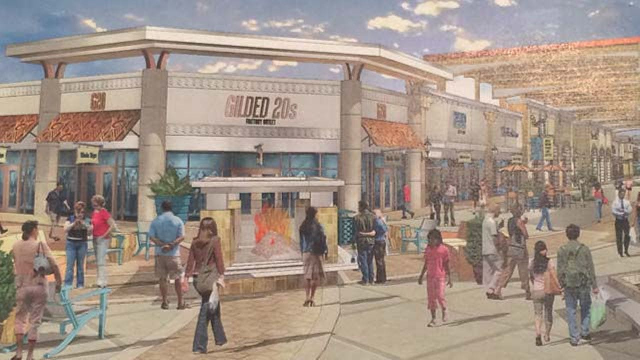 East Tulsa Outlet Mall Development Canceled