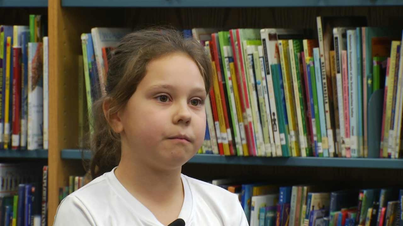 Pratt Elementary Student Wonders If State Knows What's Best For Kids