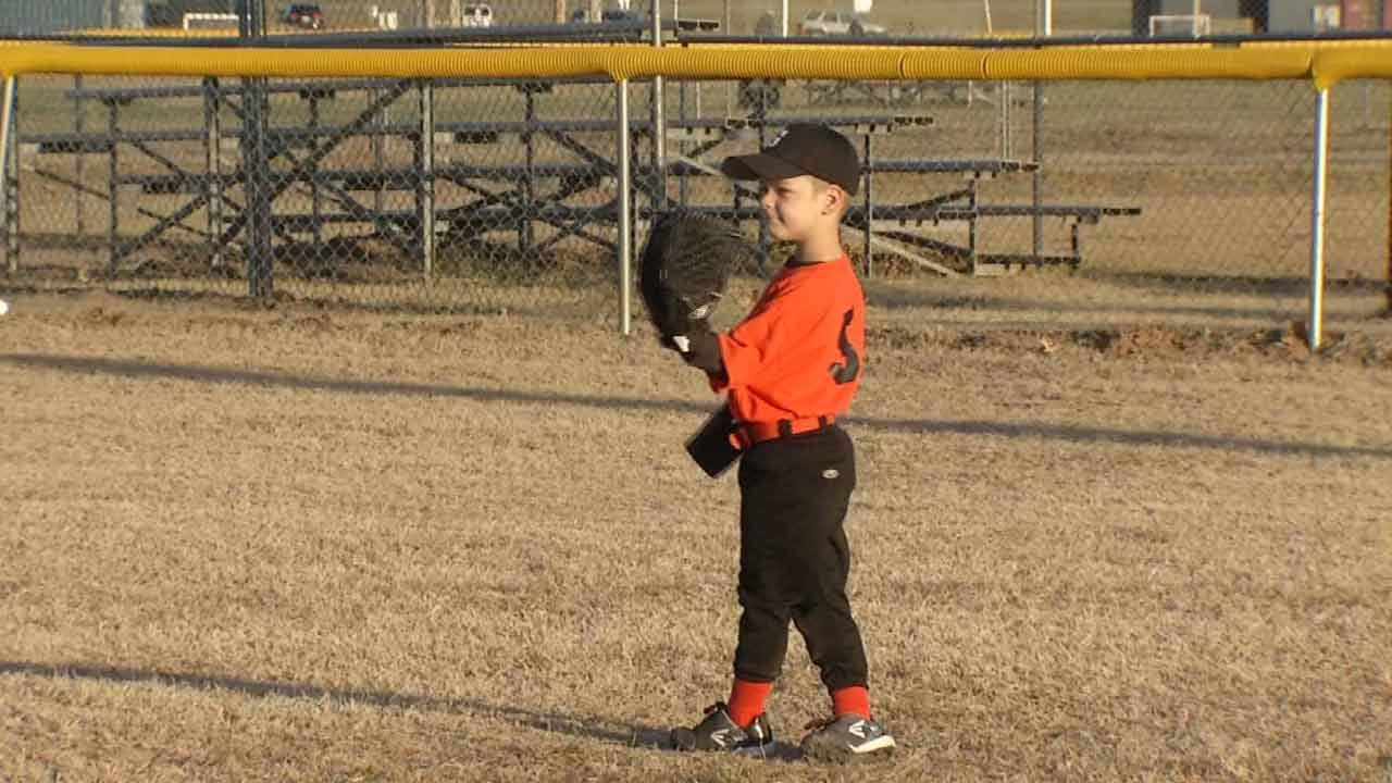 Sand Springs Ball Fields Open One Year After Tornado