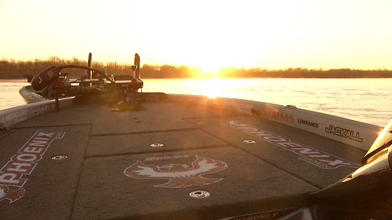 Bassmaster Marshal Makes 20th Classic Appearance