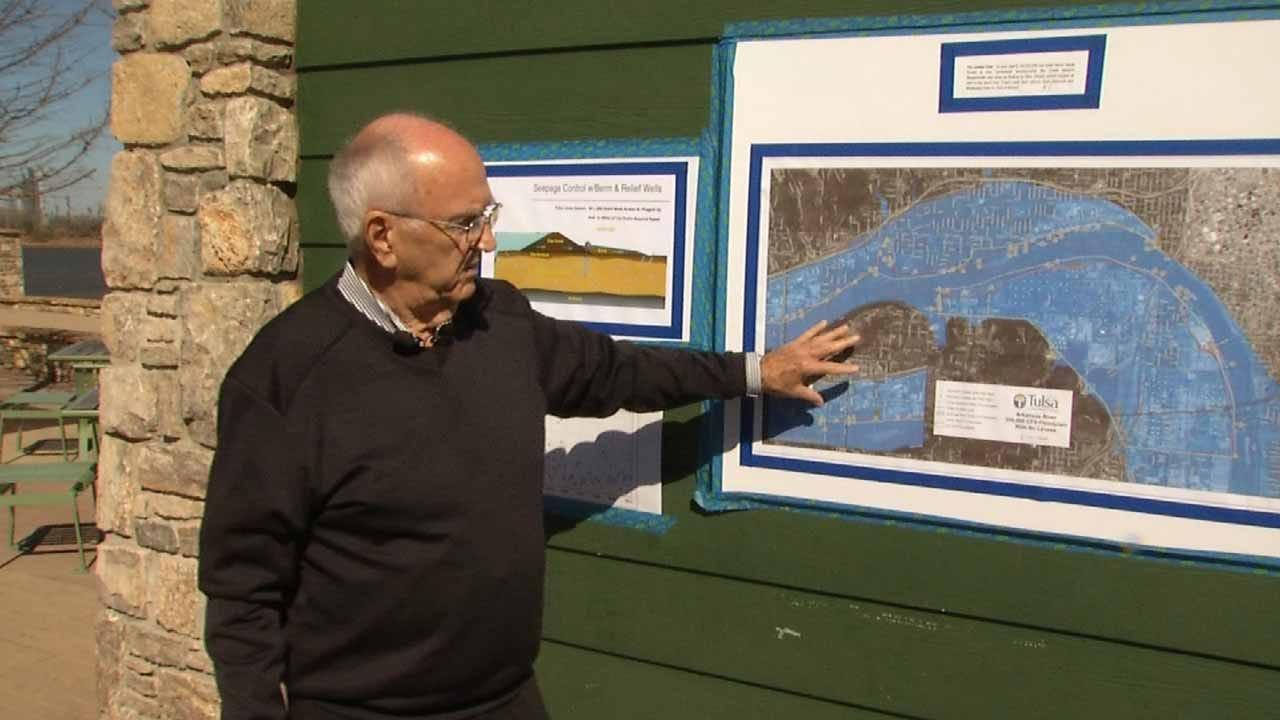 Geologist Leads Group Opposing Arkansas River Portion Of Vision Plan