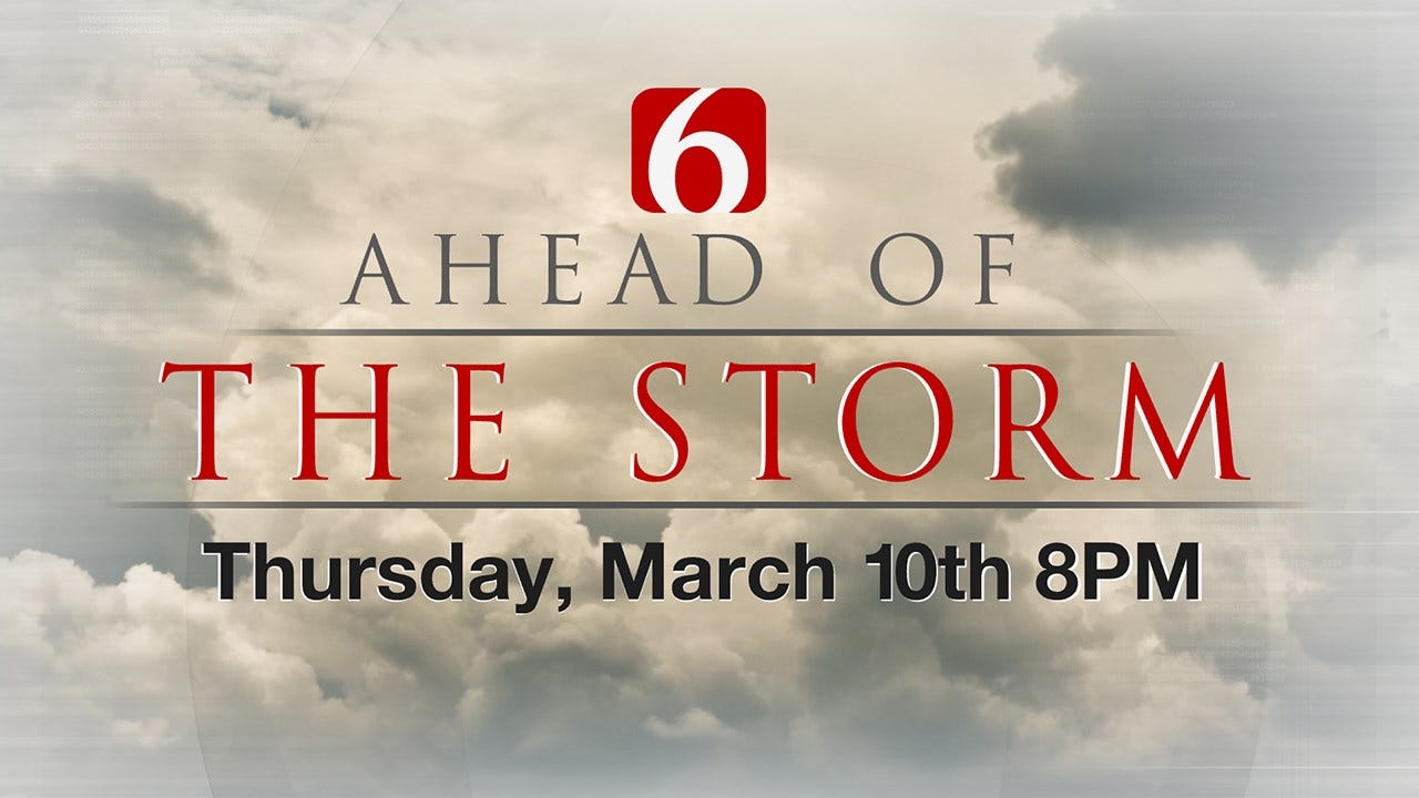 Stay 'Ahead Of The Storm' With The Oklahoma Weather Experts