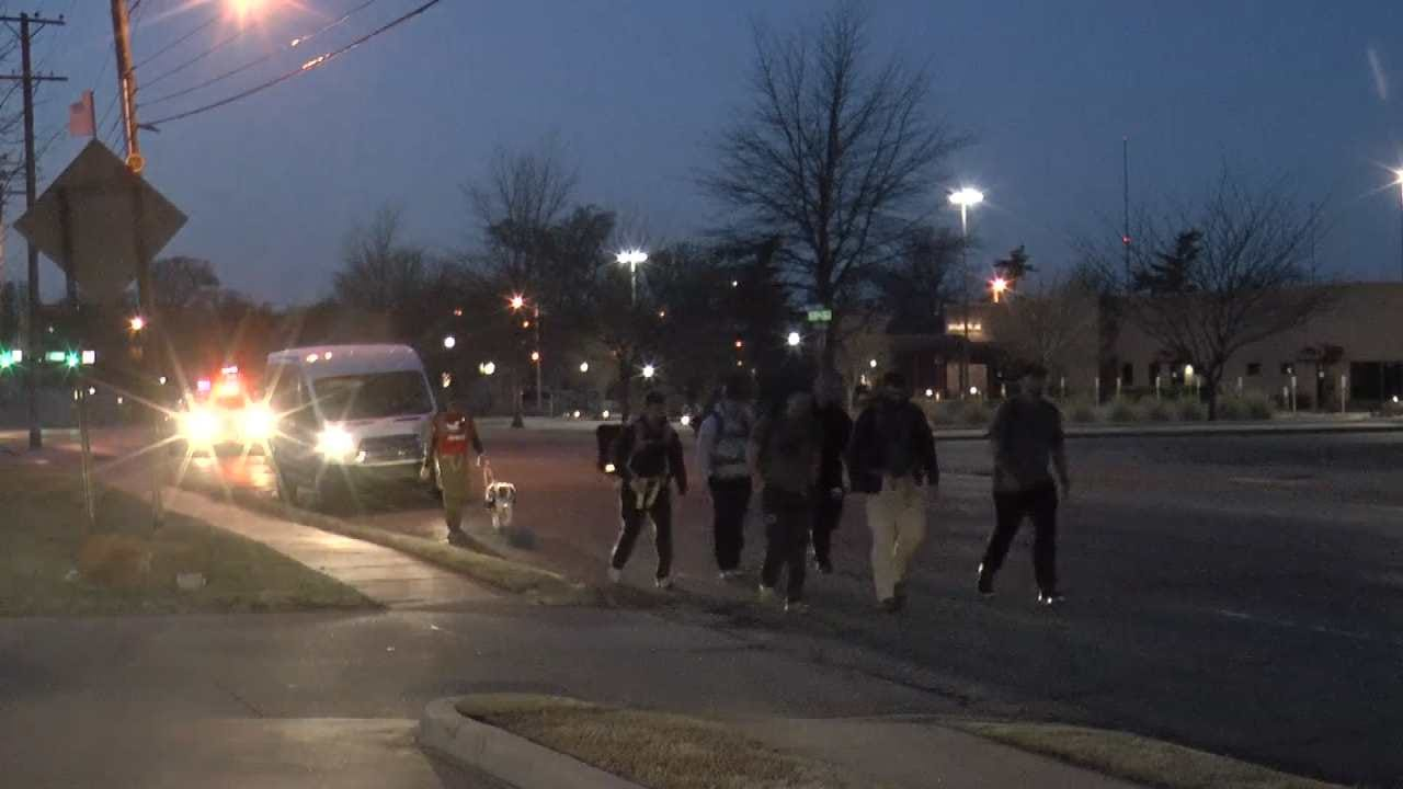 Tulsa Walkers Raising Money, Awareness For Rugby Academy
