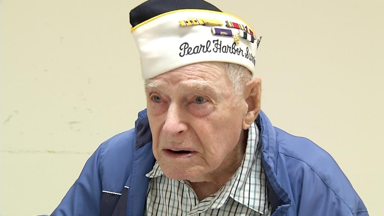 98-Year-Old Pearl Harbor Survivor Dies In Osage County Crash