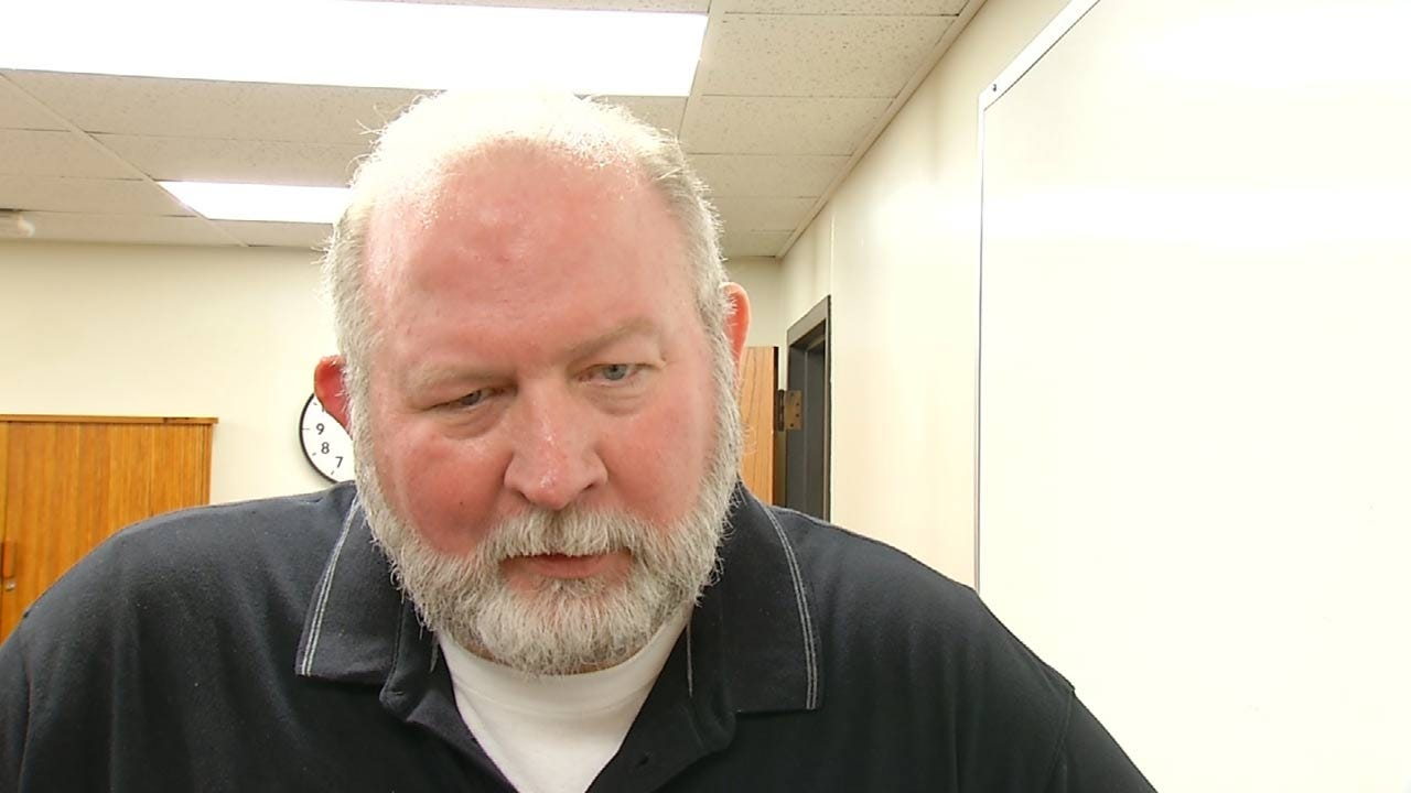 Decorated Tulsa Police Officer Retires After 35 Years