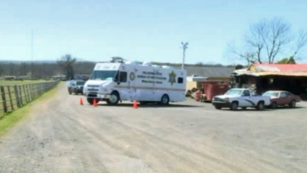 Five Arrested In LeFlore County Drug Raid