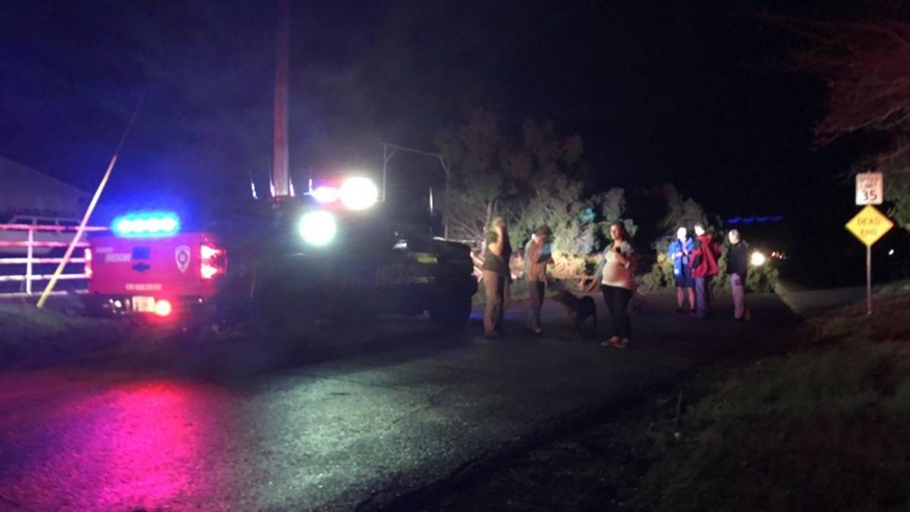 Minor Storm Damage, No Reported Injuries In Verdigris