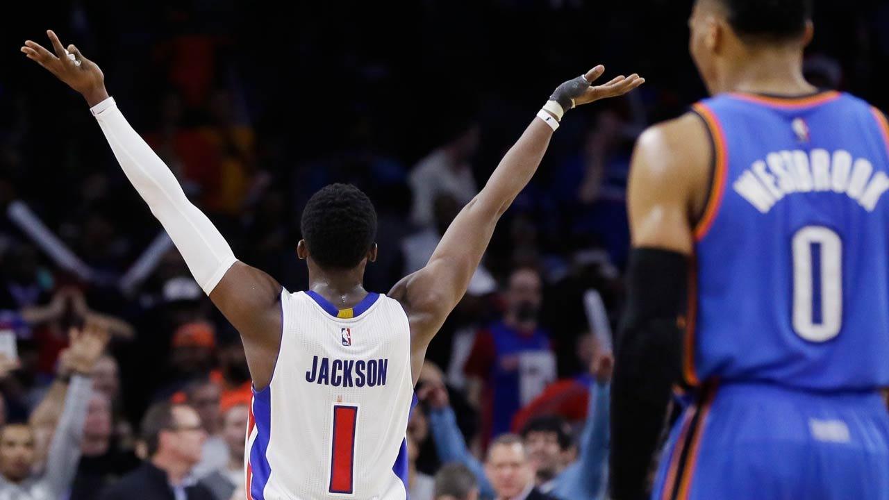"Russell Westbrook On Reggie Jackson Celebration: ""I Don't Appreciate It"""
