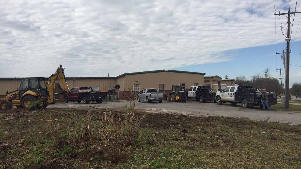 Claremore Residents Cleaning Up After Tornado