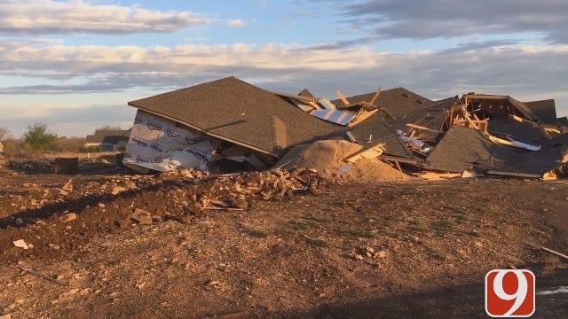 Owasso Residents Assessing Storm Damage After Tornado