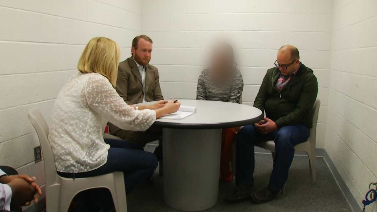 Plaintiff In Civil Suit Against Former Sheriff Speaks With News On 6, The Frontier
