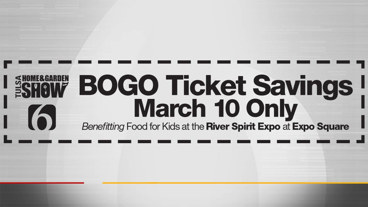 Support Food For Kids At 2016 Tulsa Home And Garden Show