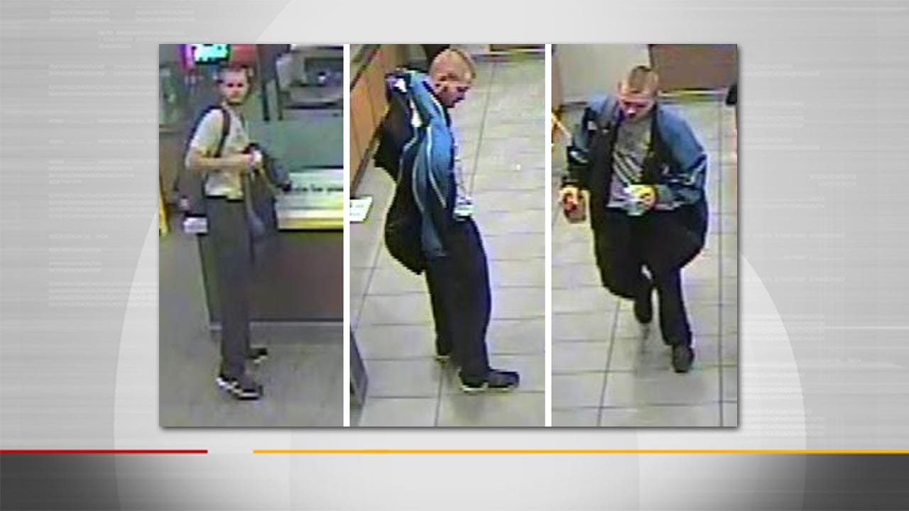 Tulsa Police Need Help To ID Person Of Interest In Sexual Assault Case