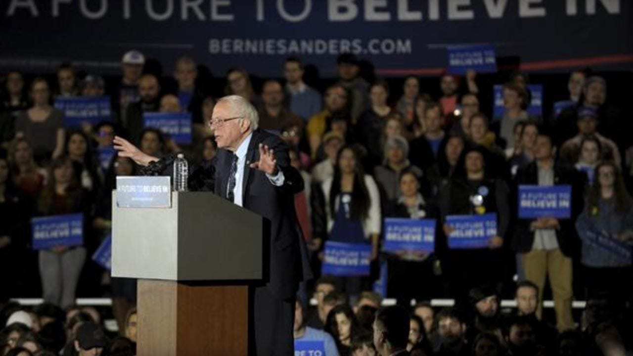 Sanders Wins Kansas, Nebraska; Clinton Wins Louisiana