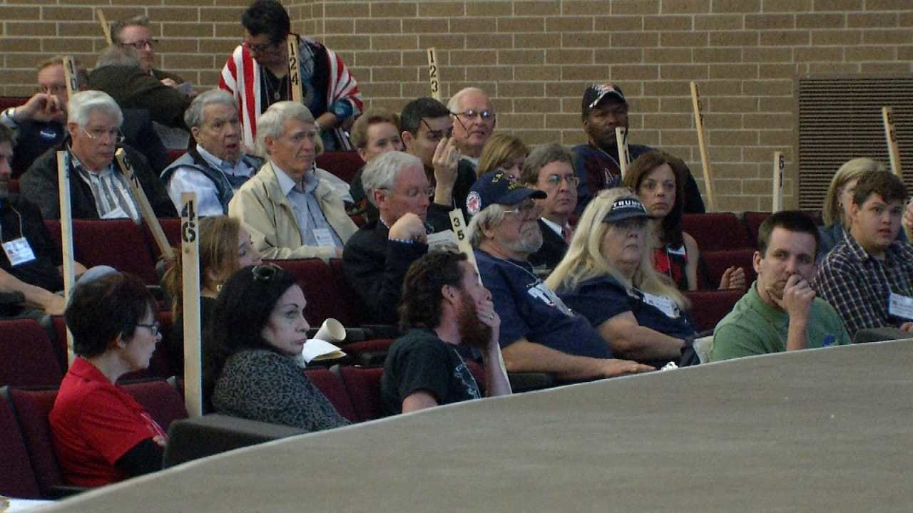 Tulsa County Republicans Hold Local Convention