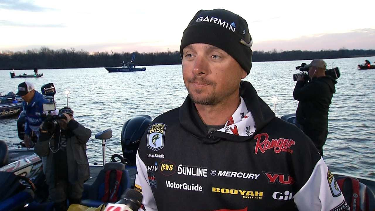 Hometown Pro Anglers Fare Well On Grand Lake